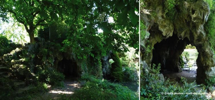 grotte-jardin-vauban-Citadelle-Lille-nord-decouverte