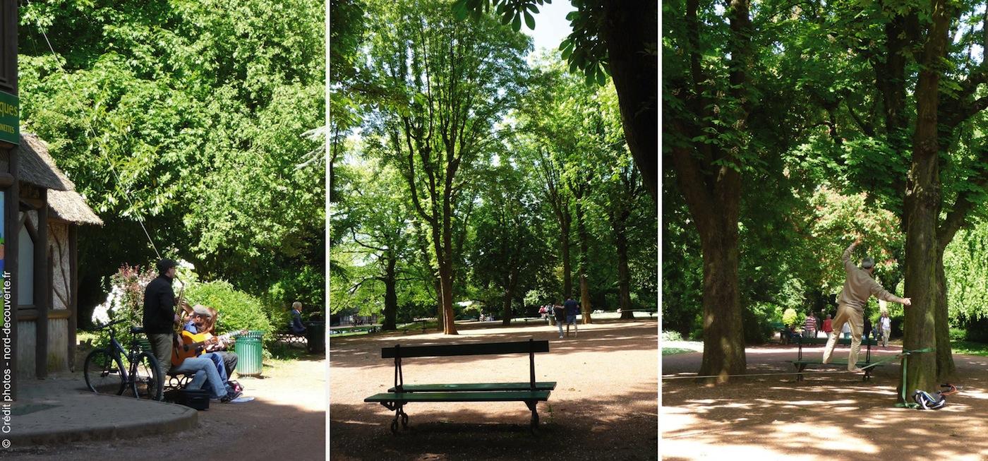 Le jardin vauban de lille l 39 me romantique du xixe - Le jardin champetre magog lille ...