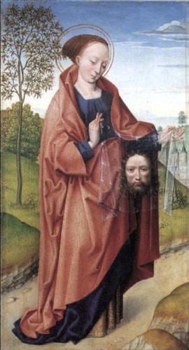 œuvre signée Domenico-Fatti -chartreuse Neuville sous Montreuil