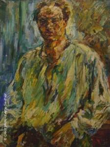 autoportrait-musee-MUba-Eugene-Leroy-tourcoing-nord-decouverte