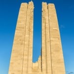le choeur du Mémorial canadien de Vimy reportage Nord Découverte
