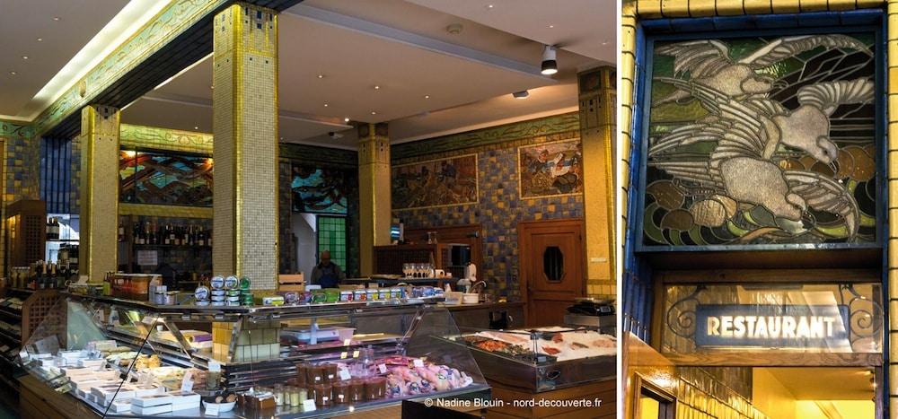 Huitriere Restaurant Lille