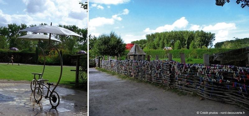 Le jardin mosa c d 39 houplin ancoisne est un des jardins les for Culture des jardins