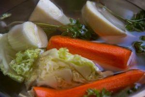 le pot au feu à la carotte de Tilques