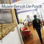 vue intérieure du musée Benoît de Puydt à Bailleul dans le Nord