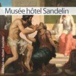 vue d'une oeuvre proposée par le musée hôtel Sandelin à Saint-Omer dans le Pas-de-Calais