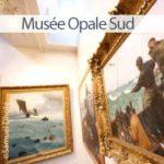 vue d'une salle du musée musee Opale Sud à Berck-sur-Mer