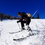 piste de ski alpin à la station de la Baraque de Fraiture à Vielsam en Belgique, article mis en ligne par Nord Découverte