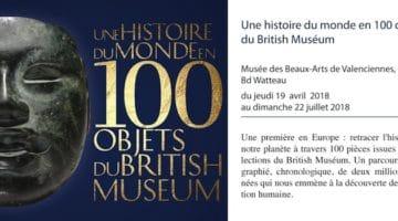 la nouvelle exposition du musée de Valenciennes