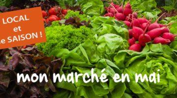 faites votre marché de saison en mai, ici, en direct chez les produteurs du le Nord-Pas-de-Calais