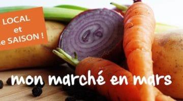 faites votre marché de saison de mars, ici, en direct chez les produteurs du le Nord-Pas-de-Calais