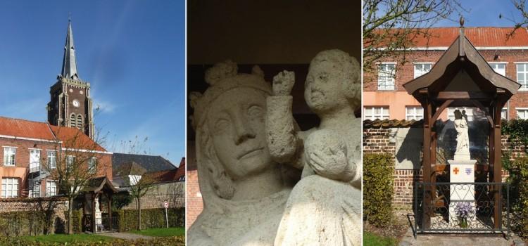 cense-abbatiale-Notre-Dame de la Poterie-Mons en Pévèle
