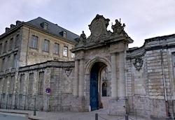 entrée musée des Beaux Arts Arras