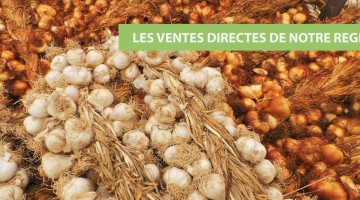 liste des producteurs en vente directe de l'ail fumé d'Arleux proposée par Nord Découverte