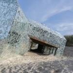 vue-blockhaus-miroir-Leffrinckoucke-nord-decouverte