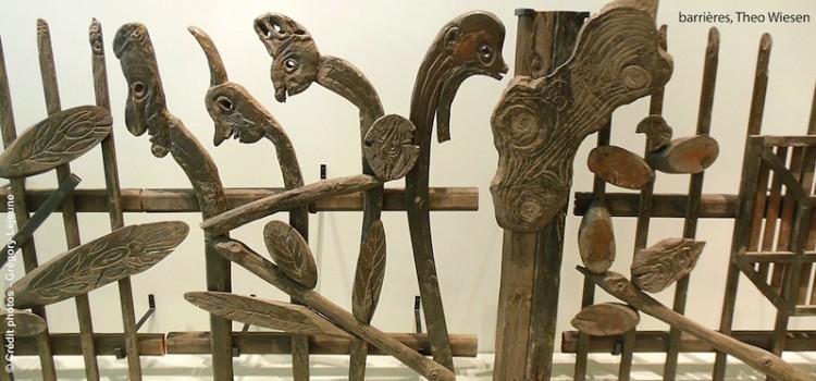 une oeuvre présente dans les collections permanentes du musée LaM de Villeneuve d'Ascq