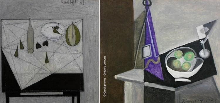 une oeuvre de Picasso présente dans les collections permanentes du musée LaM de Villeneuve d'Ascq, un reportage de Nord Découverte