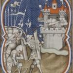 soldats-attaquant-un chateau-miniature-nord-decouverte