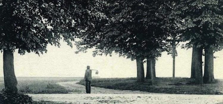 vue-ancienne-calvaire-chapelle-aux-arbres