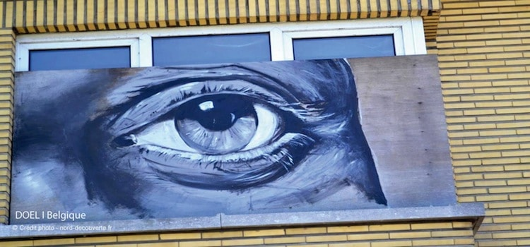 oeil-village-street-art-abandonne-doel-nord-decouverte