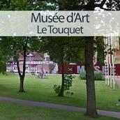 vignette faisant le lien avec le musée d'Art du Touquet un des musées gratuits le 1er dimanche du mois