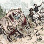 la fontaine bouillante de Stambruges cache la légende du carrosse englouti