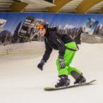 piste de ski inodore du Ice Mountain Park à Comines en Belgique, article mis en ligne par Nord Découverte