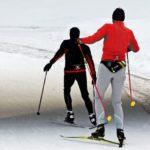 pratique du skating et ski de fond à Samrée en Belgique, article mis en ligne par Nord Découverte