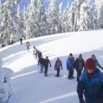 balade de ski de fond à Malmedy en Belgique, article mis en ligne par Nord Découverte