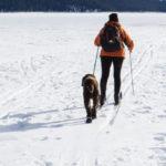 sur les pistes de ski de Rocherath en Belgique, reportage de Nord Découverte