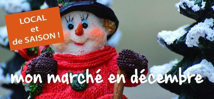 faites votre marché de saison en décembre, ici, en direct chez les produteurs du le Nord-Pas-de-Calais