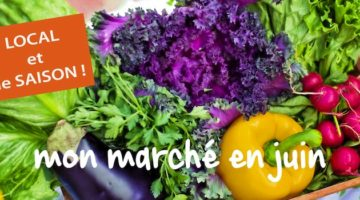 faites votre marché de saison en juin, ici, en direct chez les produteurs du le Nord-Pas-de-Calais