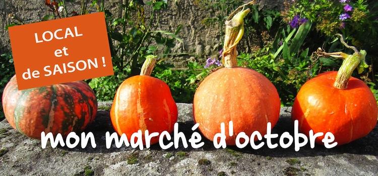 faites votre marché de saison d'octobre, ici, en direct chez les produteurs du le Nord-Pas-de-Calais
