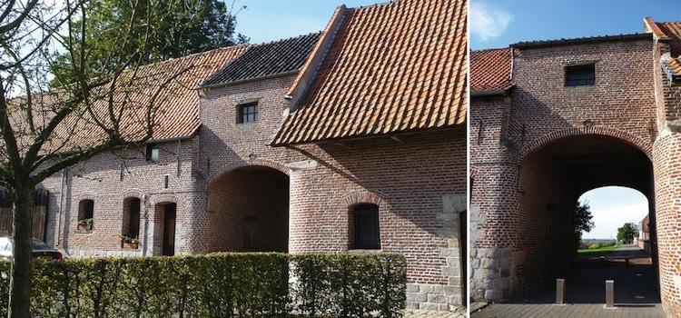 la cense abbatiale de Mons-en-Pévèle