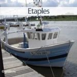 vue du port d'Etaples
