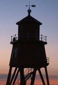 gros plan de l'habitat d'un phare