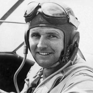 Joseph Kennedy Junir pilote disparu lors d'une mission sur Mimoyecques