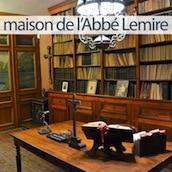 photo intérieur du muséela maison de l'abbé Lemire à hazebrouck