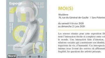 expositions moi(s) du Musverre de Sars-Poteries