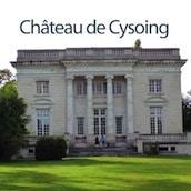 vue du château de Cysoing