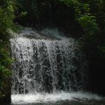 cascade du bief du moulin à eau de Caucourt