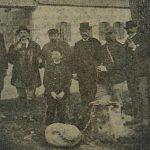 photo du gal de Gauchin prise en 1899