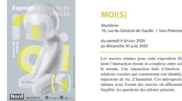 prolongation de l'exposition Moi(s) du Musverre