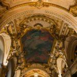 opéra de Lille vue du plafond de la galerie
