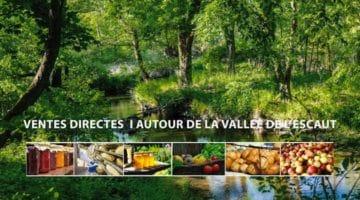 ventes directes autour de la vallée de l'Escaut