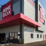 vue d'un entrepôt Homebox